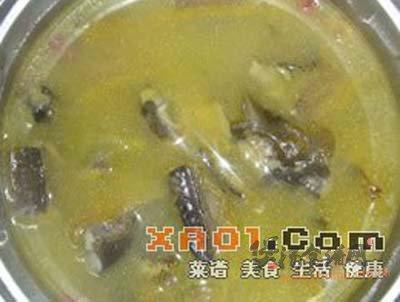 当归鳝鱼汤的做法