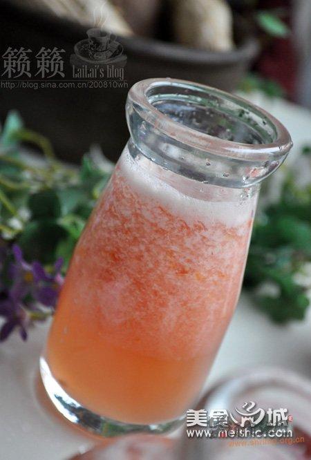 番茄西芹汁的做法