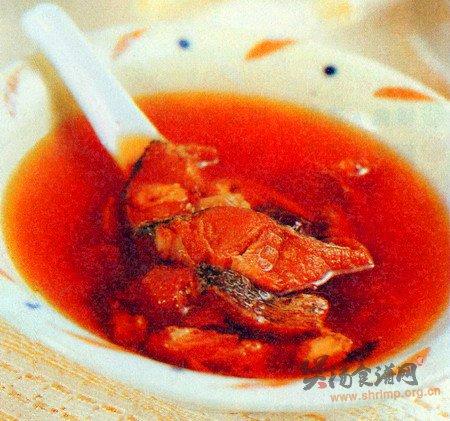 红枣枸杞煲黑鱼的做法