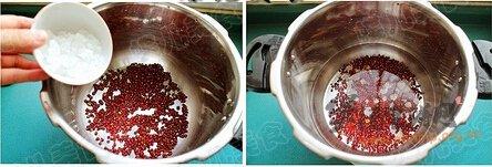 祛暑冰糖红豆汤的做法