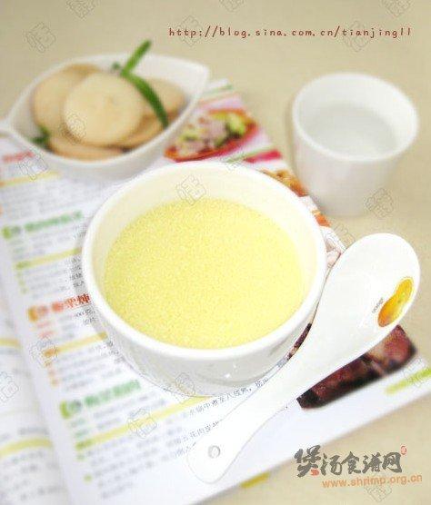茯苓蛋汤的做法