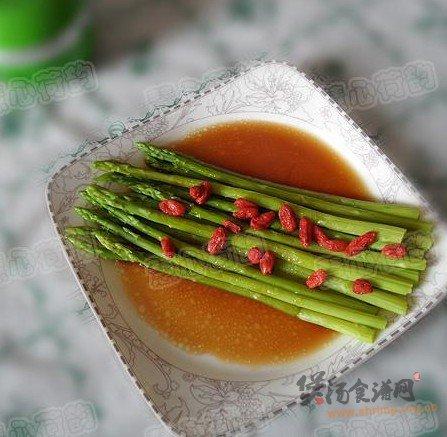 豉香上汤芦笋的做法