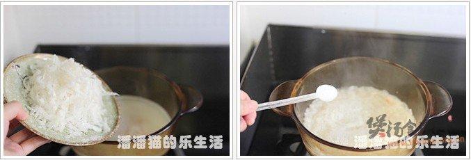 萝卜丝海米汤的做法