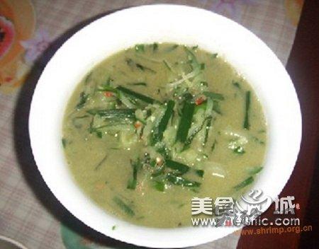 紫苏瘦肉汤的做法