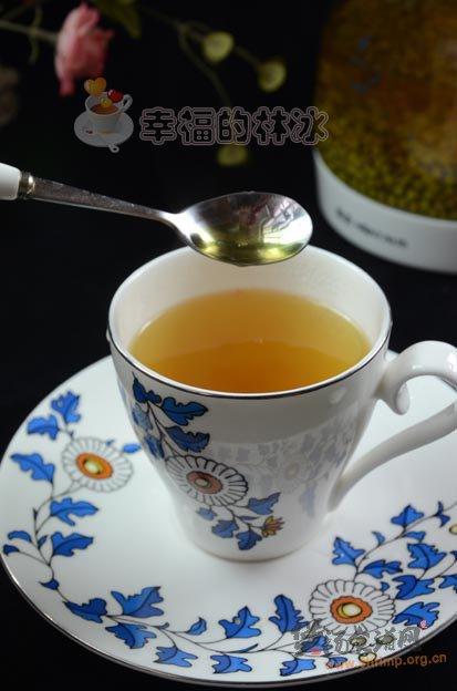 解暑绿豆汤的做法