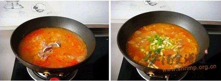 (图)番茄鱼片汤的做法