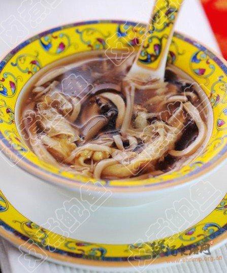 金针菇酸辣汤的做法