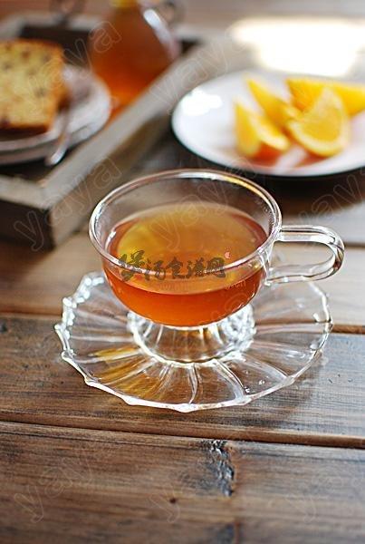 蔓越莓红茶的做法