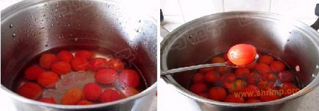 圣女果糖水的做法