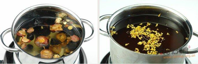 宫廷酸梅汤的做法