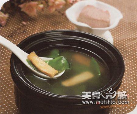 淮山扁豆瘦肉汤怎么做的做法