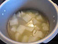 清水羊骨煮萝卜的做法