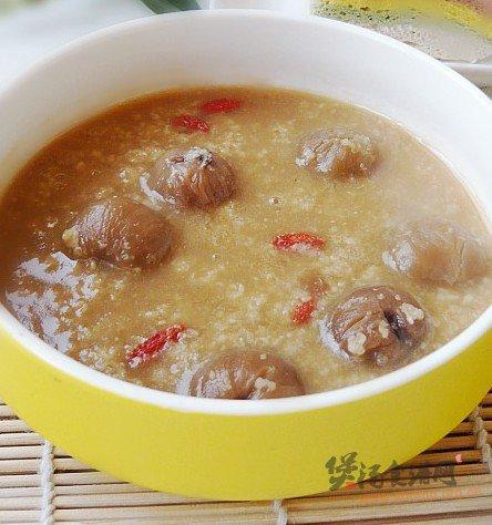 桂圆燕麦粥的做法