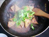 蟹籽酱烧豆腐的做法