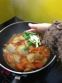 土豆烩番茄的做法